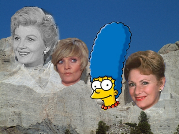 Now, there's a Mt. Rushmore I can get behind!