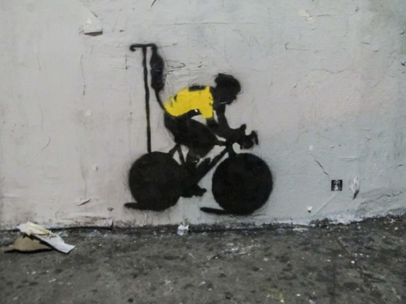 STERN EXCLUSIVE LANCE ARMSTRONG GRAFFITI-100