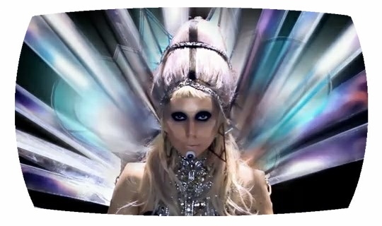 Yes, Mother Monster.. I was born this way.