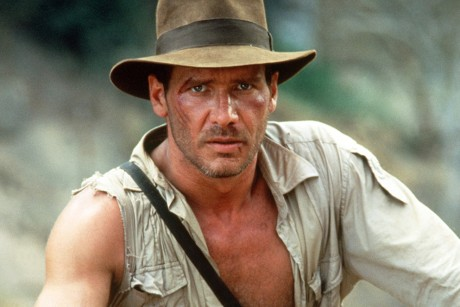 Yes, in this scenario you are Indiana Jones (you're welcome)