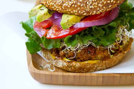 Though, I'm not sure I will ever crave a Vegan Burger