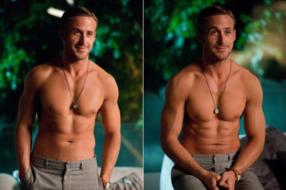 And when in doubt, just post a shirtless pic of Ryan Gosling.