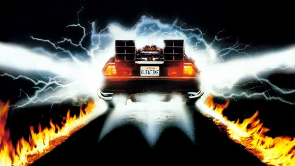 Twitter as the new flux capacitor