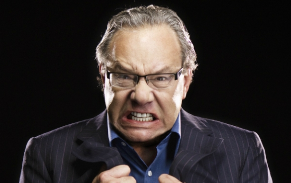 .. or every Lewis Black emotion possible