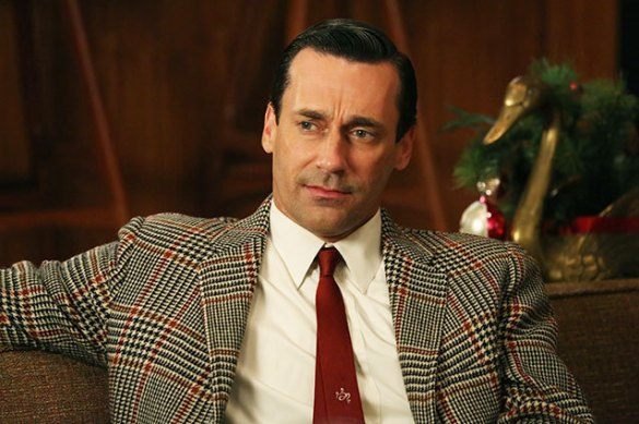 Another post with Jon Hamm? I don't believe it!