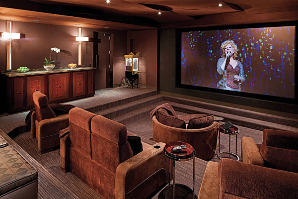 Not My Living Room But Cant Beat A Movie Night With Bette