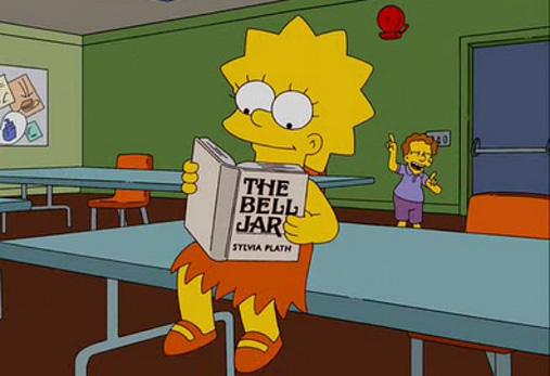 I was Lisa Simpson.