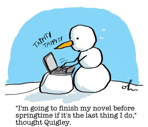 Snowman deadline