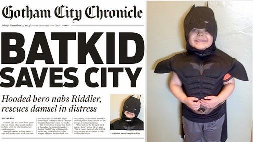 Three cheers for Bat Kid!