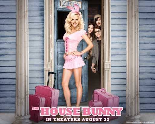 Didn't Anna Faris already make this movie?
