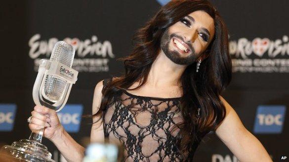 Conchita Wurst foreverrrr