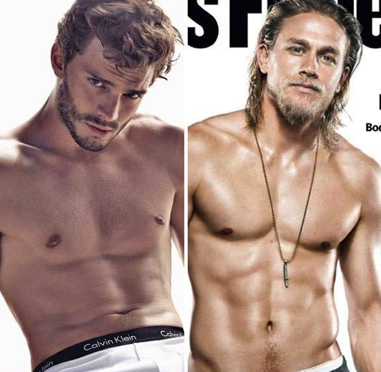 Dornan vs. Hunnam... everybody wins!