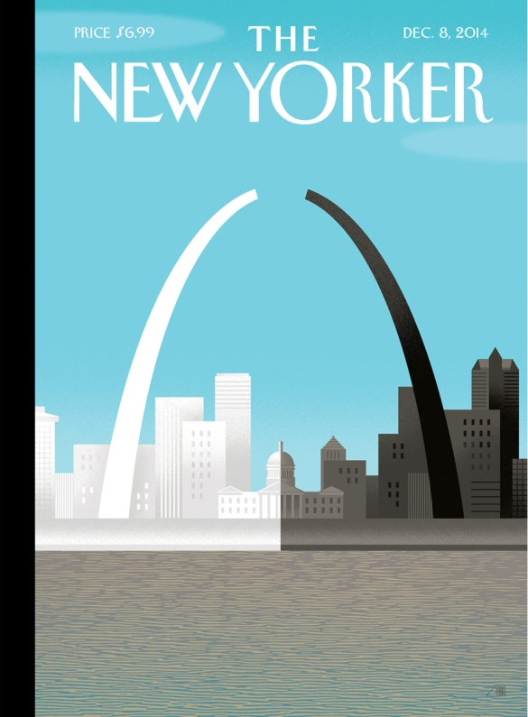 The New Yorker nails it with their recent cover
