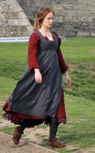 Fairy Tale Maternity Style