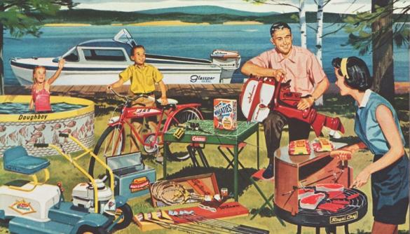 Don Draper's 1960 utopia