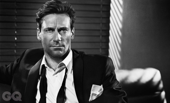 I bet you thought I was going to post a picture of Jennifer.. nope... Jon Hamm is single #couldntresist #myhappyplace