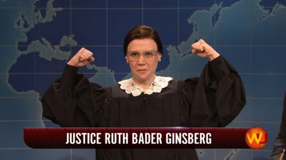 Can you deny the Notorious RBG?