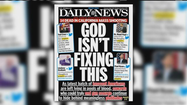 Who knew the NY Daily News would hit the nail right on the head?