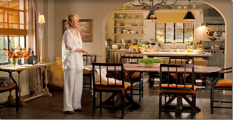 Remembering Meryl's kitchen does help in moments of rage
