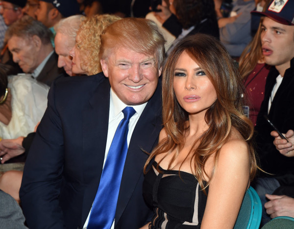 .. and that even includes Melania!