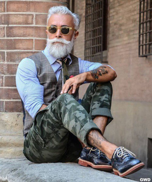 Nice try, Hipster Grandpa