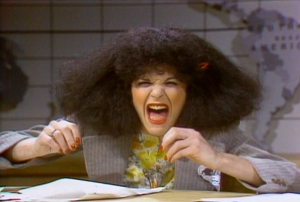 In the spirit of Roseanne Roseannadanna.. what are you tryin' to do, make me sick??