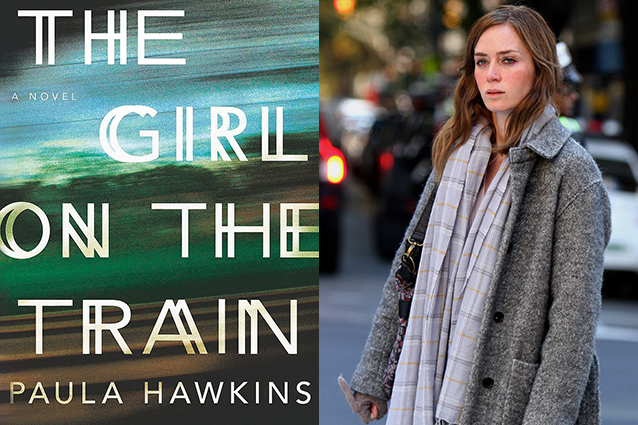 Why read when you can see Emily Blunt in the movie version? #duh