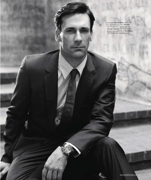 ... and I call those two realities Jon and Hamm.
