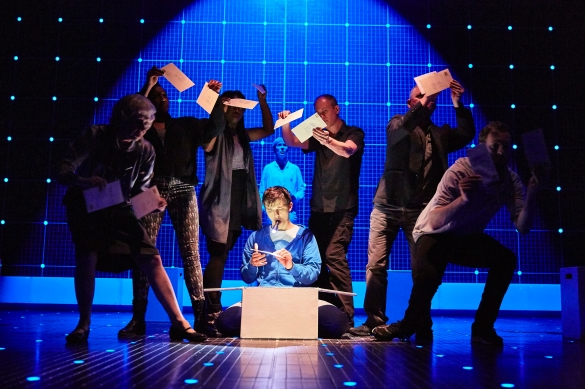 The Curious Incident of the Night-Time UK Tour
