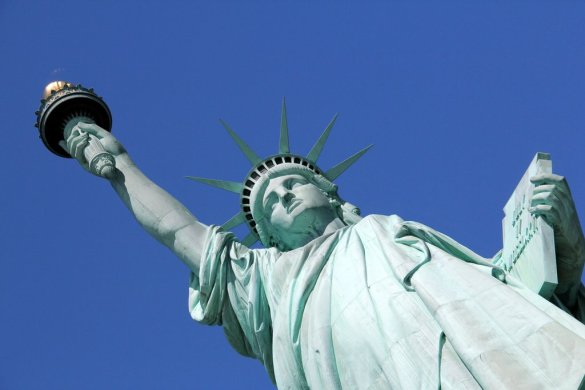 You know.. those tired, poor, huddled masses yearning to be free #sheknows