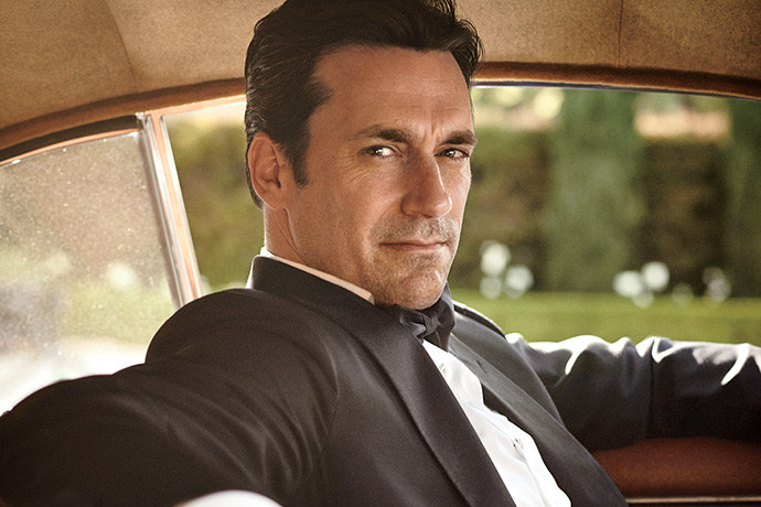 In lieu of anything Mel Gibson related, here's a fine pic of Jon Hamm