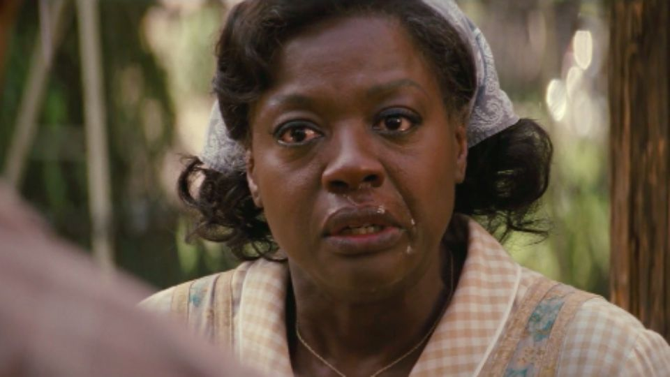 NO ONE cries as good as Viola. NO. ONE. #allthefeels