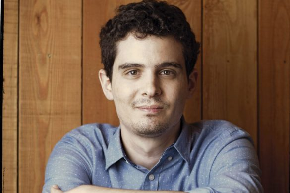 Mr. Chazelle... or one of my students? #hardtotell #stillinspirational