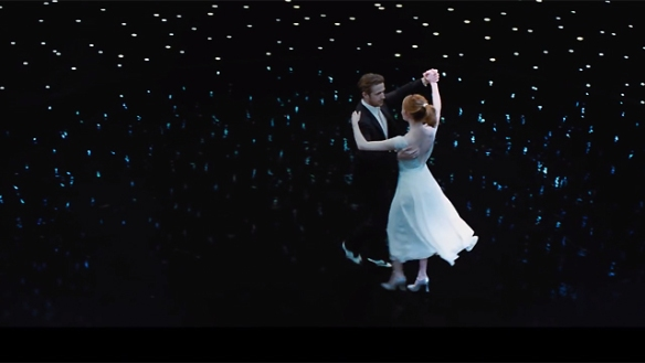 And when in doubt... LaLaLand comes out on DVD in May