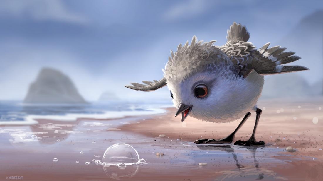 Pixar does it again