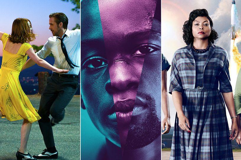 Three VERY different films